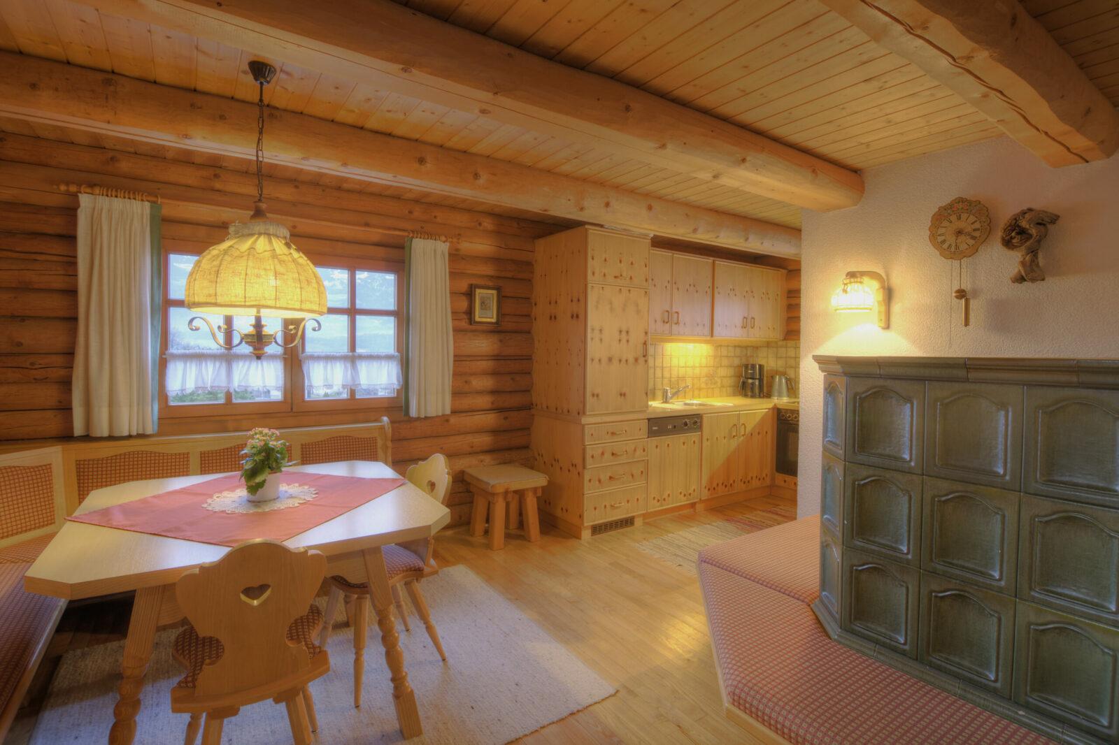 Blockhaus 2 – 5 Personen